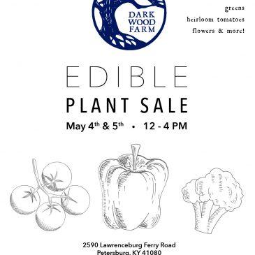Plant Sale – 2019
